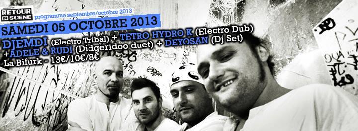 Prochain concert , samedi 5 octobre à Grenoble !